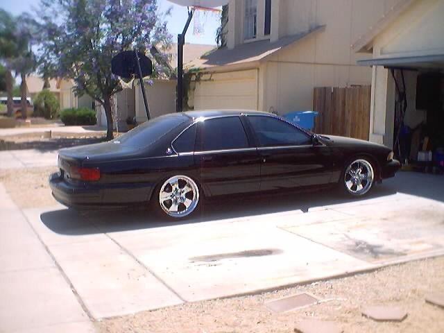 gunnyndorks 1995 Chevy Impala photo