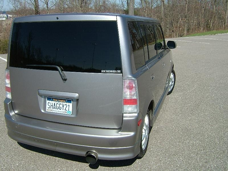 Shaggy21s 2005 Scion xB photo
