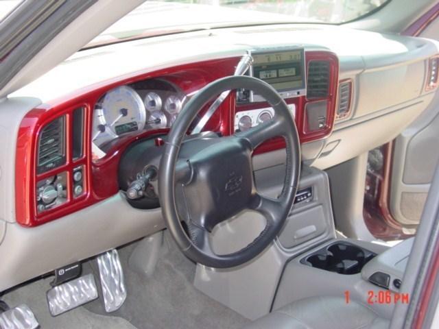 layedout95s 2000 Chevrolet Silverado photo