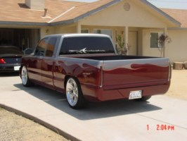 layedout95s 2000 Chevrolet Silverado photo thumbnail
