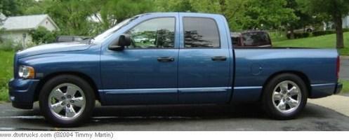 zoomys 2004 Dodge Ram 1/2 Ton P/U photo thumbnail