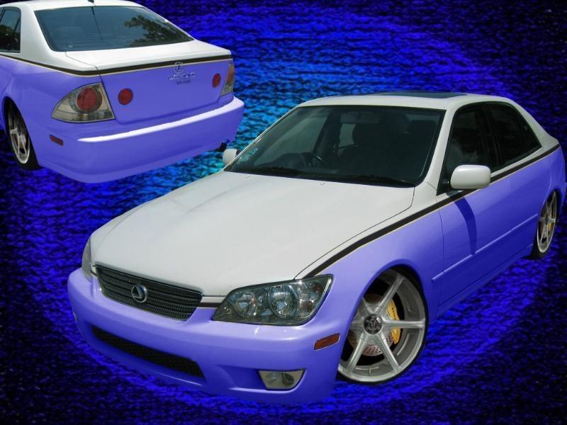 Supra Stars 1998 Honda Civic SI photo