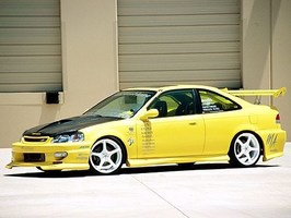 Supra Stars 1998 Honda Civic SI photo thumbnail