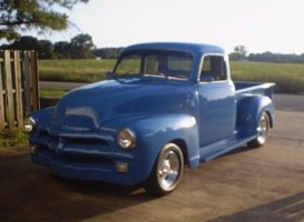 oldblue1954s 1954 Chevy Full Size P/U photo thumbnail