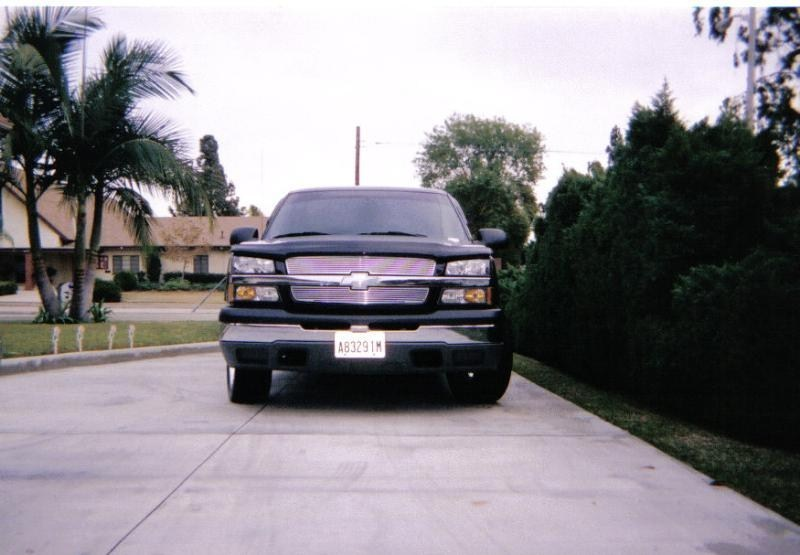03silverados 2003 Chevrolet Silverado photo