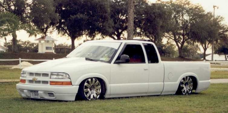 DraggnSoldiers 1997 Chevy S-10 photo