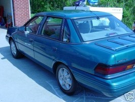pacman2208s 1992 Ford Tempo photo thumbnail