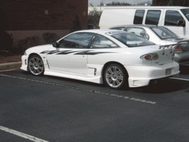 Only1Platinums 2001 Chevy Cavalier photo thumbnail