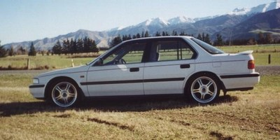 DA ICEMANs 1990 Honda Accord photo thumbnail