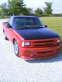 blck5spds 1996 Chevy S-10 photo thumbnail
