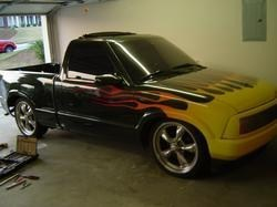 nstyriderxxxs 1996 Chevy S-10 photo thumbnail