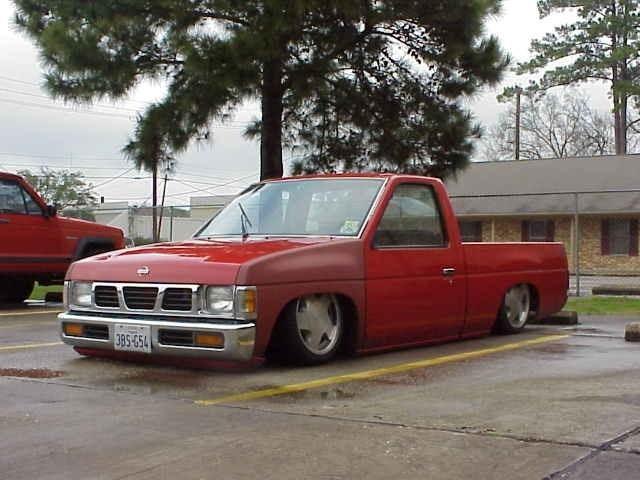 dragdaly96s 1996 Nissan Hard Body photo
