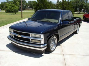 WIREDs 1995 Chevy C/K 1500 photo
