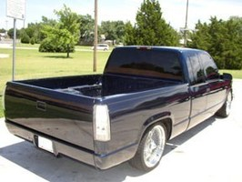 WIREDs 1995 Chevy C/K 1500 photo thumbnail