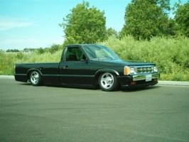 minid50s 1987 Mazda B2200 photo thumbnail