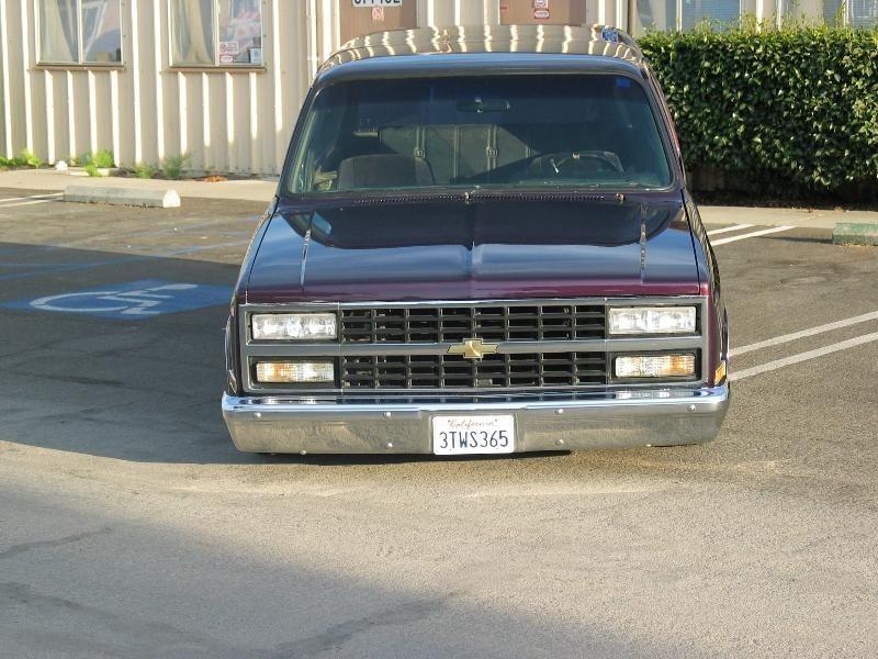 Tuffblazes 1976 Chevy K5 Blazer photo
