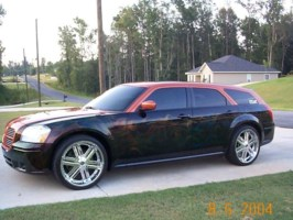 abad71camaros 2005 Dodge Magnum photo thumbnail