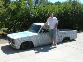 clean n lows 1980 Ford Courier photo thumbnail