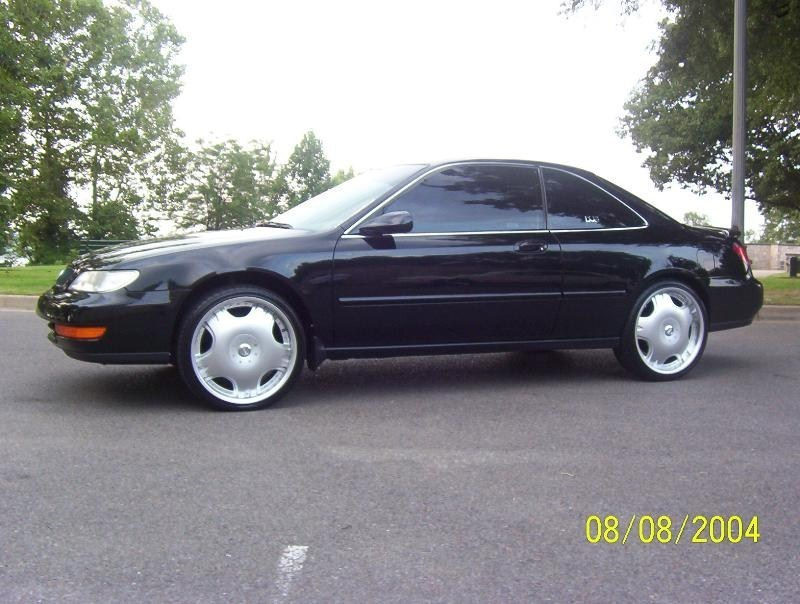layedcls 1998 Acura CL photo