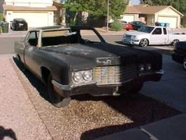 DLYDRGGRs 1969 Cadillac Coupe De Ville photo thumbnail