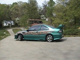 hondagurls 1993 Honda Civic photo thumbnail