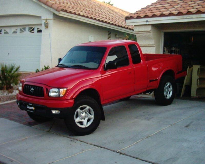obexs 2001 Toyota Tacoma 2wd photo