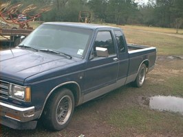 mypurplepassions 1989 Chevy S-10 photo thumbnail