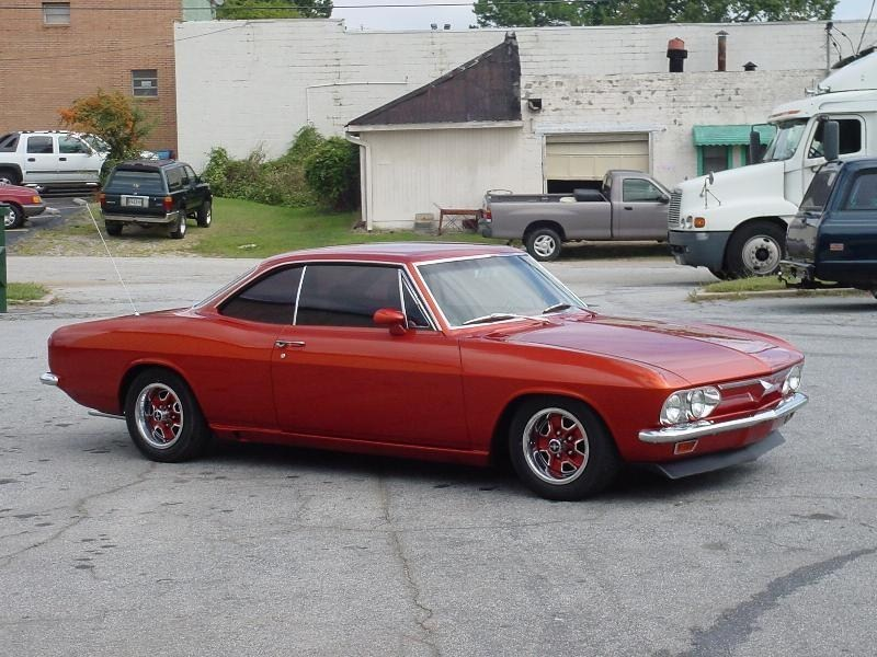 AiredOuts 1965 Chevy Corvair photo