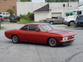 AiredOuts 1965 Chevy Corvair photo thumbnail