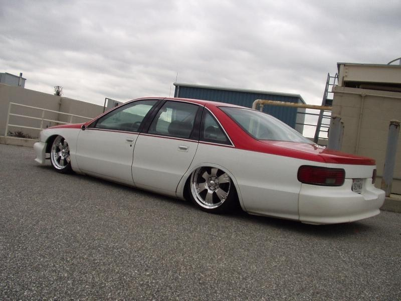 Siknisss 1994 Chevy Caprice photo