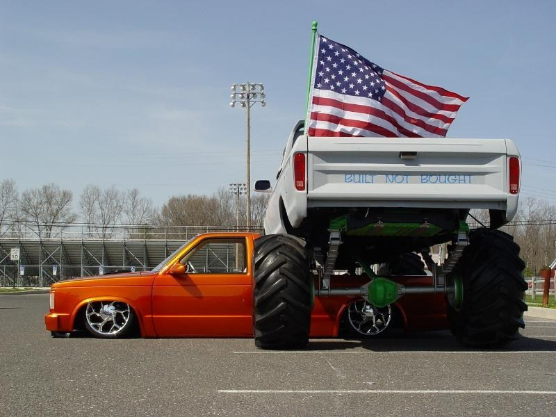 2fuknlows 1991 Chevy S-10 photo