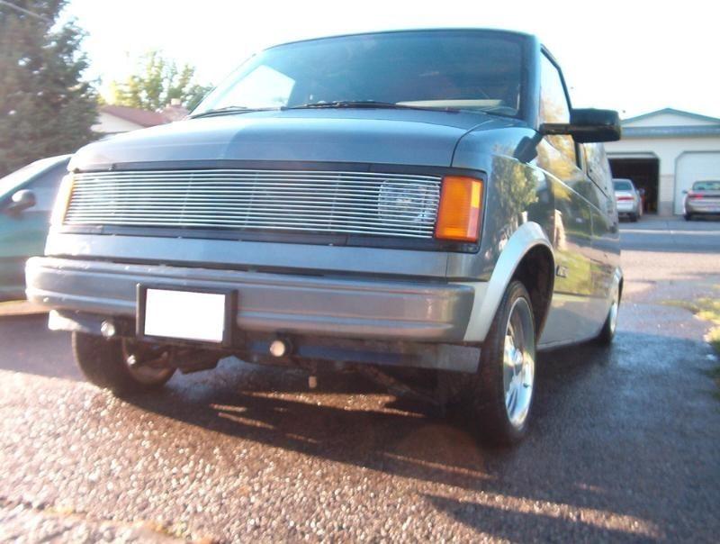 one6astros 1988 Chevy Astro Van photo