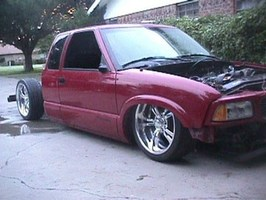 TucknTwinkiess 1995 GMC Sonoma photo thumbnail
