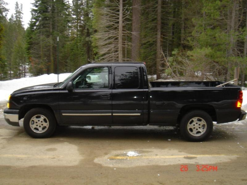 CutiepieShellss 2004 Chevrolet Silverado photo
