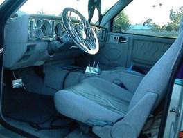 KINGSBLEND1s 1984 Chevy S-10 Blazer photo thumbnail