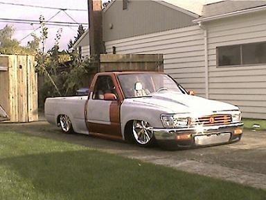 LWENUFs 1993 Toyota 2wd Pickup photo