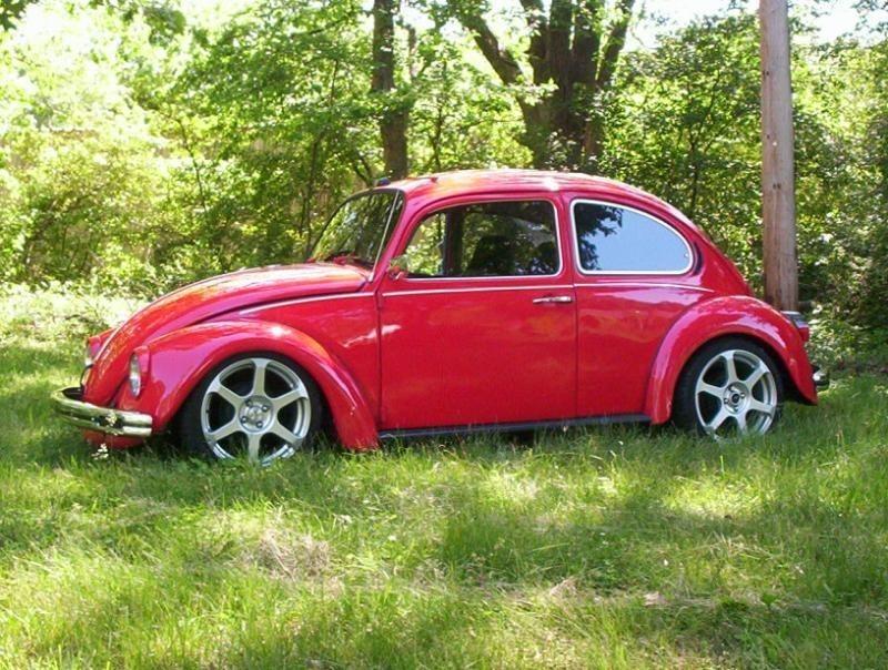 slammedbug71s 1971 Volkswagen Bug photo