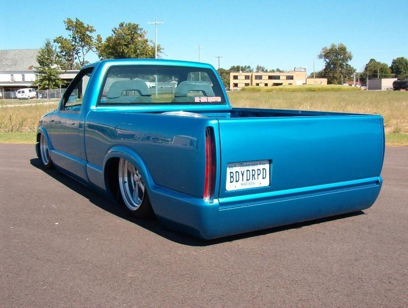 ClearBlues 1996 Chevy S-10 photo