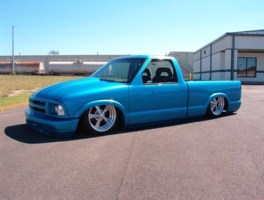 ClearBlues 1996 Chevy S-10 photo thumbnail
