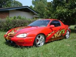 Igpoobahs 1993 Mazda MX3 photo thumbnail
