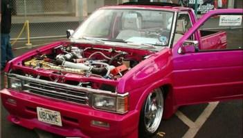 ubcnmes 1988 Nissan Hard Body photo thumbnail