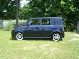 Blue05xBs 2005 Scion xB photo thumbnail