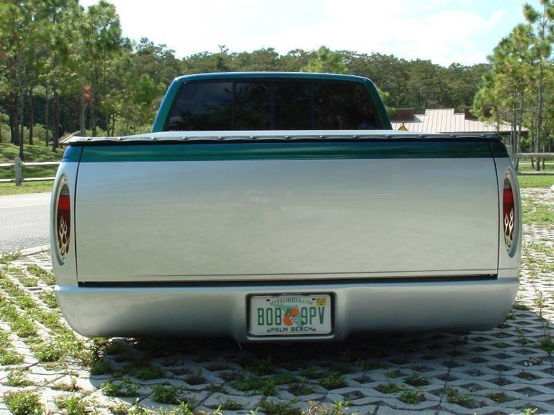 Blzer2BNoticdNJs 1992 Chevy C/K 1500 photo