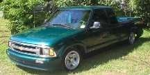 Sdragger17s 1996 Chevy S-10 photo thumbnail