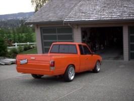 86nissan720s 1986 Nissan  720 photo thumbnail