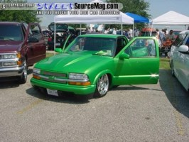 crewyous 1997 Chevy S-10 photo thumbnail