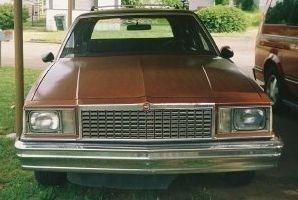 Pebbles4u18s 1978 Chevy Malibu Wagon