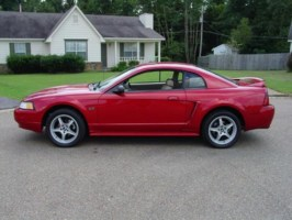 TheCoo1ests 1999 Ford Mustang photo thumbnail