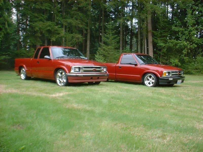 lucastuckinboydsgms 1994 Chevy S-10 photo