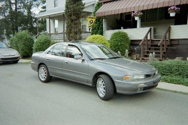 outkastgalants 1995 Mitsubishi Galant photo